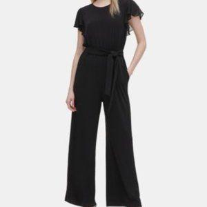 Calvin Klein Black Jumpsuit